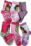 Die besten Disney Mädchen Socken - Disney Princess Socken 6er Pack - Prinzessin der Bewertungen