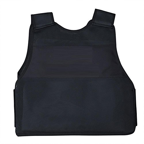 HT Chaleco táctico Chaleco Anti-Cuchillo Protectores del Cuerpo Sting Protección del Pecho Al Aire Libre Oculto Verano Malla