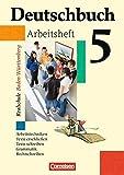 Deutschbuch - Realschule Baden-Württemberg: Band 5: 9. Schuljahr - Arbeitsheft mit Lösungen - Bernd Stäblein