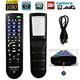 Full HD 1080p cámara de 8 GB DVR Mini TV Control REMOTO Video Cam USB Digital Audio grabadora de voz portátil dispositivo de grabación sonido Vídeo DV Videocámara Televisión Gadget