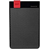 Silicon Power 1TB Portable External Hard Drive Diaomond D30, IPX4 Waterproof, Scratch resistance, Superspeed USB3.1- 3 Years warranty (Black)