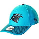 New Era 39Thirty Cap - NFL 2017 SIDELINE Carolina Panthers - L/XL