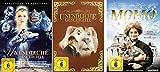 Die unendliche Geschichte (1+3) + Momo im Set - Deutsche Originalware [3 DVDs]