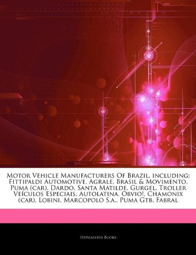 articles-on-motor-vehicle-manufacturers-of-brazil-including-fittipaldi-automotive-agrale-brasil-movi