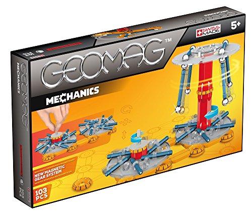 Geomag 726 - Mechanics, Baukästen 103-teilig