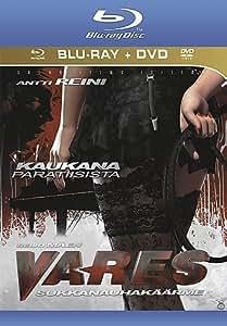 Vares - Garter Snake ( Vares - Sukkanauhakäärme ) (Blu-Ray & DVD Combo) [ Origine Finlandaise, Sans Langue Francaise ] (Blu-Ray)