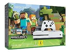 Xbox One S 500GB Konsole - Minecraft Bundle