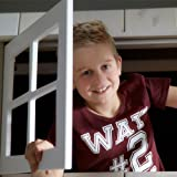 Abenteuerbett / Spielbett HANG OUT, whitewash, Massivholz lasiert, 90x200cm - 3