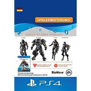 Anthem Legion of Dawn-Edition Upgrade – PS4 Download Code – deutsches Konto