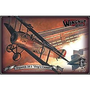 Wingnut Wingnut Wings32076 - Juego de Modelos de Camello de Buque, Escala 1:32, Modelo Sopwith 2F.1