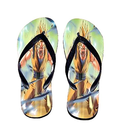 Bromeo Dragon Ball Anime Unisexe Flip Flops Tongs 882