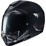 HJC RPHA 90 Darth Vader - Casco de moto para hombre