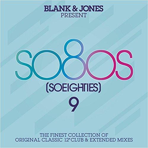 Preisvergleich Produktbild Present So80s (So Eighties) 9 (Deluxe Box)
