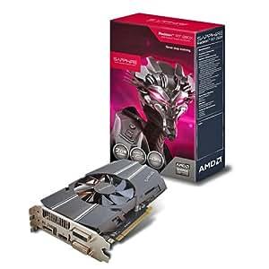 Sapphire 11222-00-20G Carte graphique AMD R7 260 1150 MHz 2048 Mo PCI Express