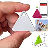 #8: AST Works Bluetooth Smart Mini Tag Tracker Pet Kids Wallet Key Finder GPS Tracer Alarm