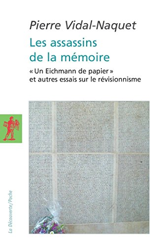 Les assassins de la mémoire