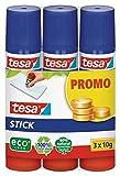 tesa 57087 - Pack de 3 Bâtons de colle