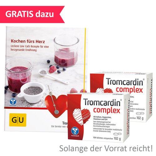 Tromcardin complex Tabletten, 2x120 St 240 St Tabletten