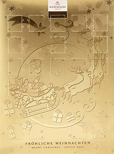 Niederegger Adventskalender Nougat