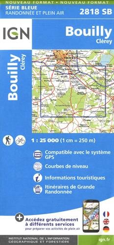 Bouilly.Clérey par Ign