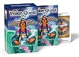 Vision Quest. Buch mit 78 Karten: Der indianische Weisheits-Tarot - Gayan Sylvie Winter