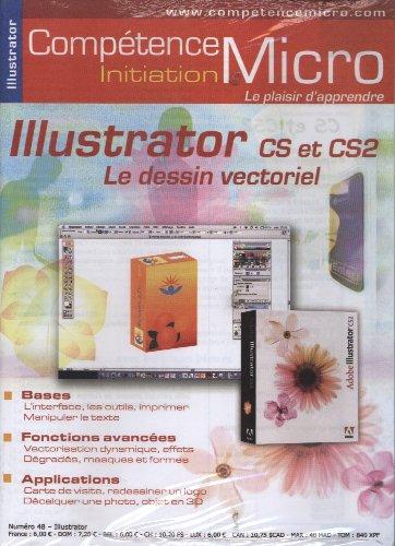 Illustrator CS et CS2 par Sophie Jouxtel