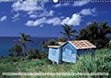 Trauminseln Karibik Christian Heeb (Wandkalender 2017 DIN A3 quer): Die besten Inseln und Strände der Karibik in einem fantastischen Foto-Kalender von ... (Monatskalender, 14 Seiten ) (CALVENDO Natur) - Christian Heeb