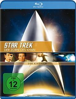 Star Trek 2 - Der Zorn des Khan [Blu-ray]
