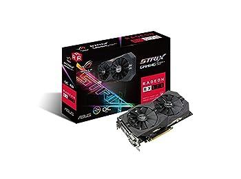 ASUS ROG-STRIX-RX570-O4G-GAMING ROG Strix RX570 OC Edition 4 GB GDDR5 Ekran Kartı