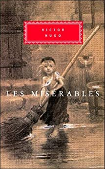 Les Misérables (Illustrated, with Map of Paris) by [Hugo, Victor]