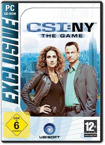 Preisvergleich Produktbild CSI: NY - The Game [Exclusive]