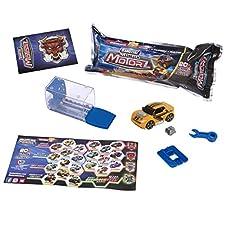 Teamsterz Micro Motorz Series 1 Toy Cars 6 Surprise Capsule 2 Pack (1 Pack)