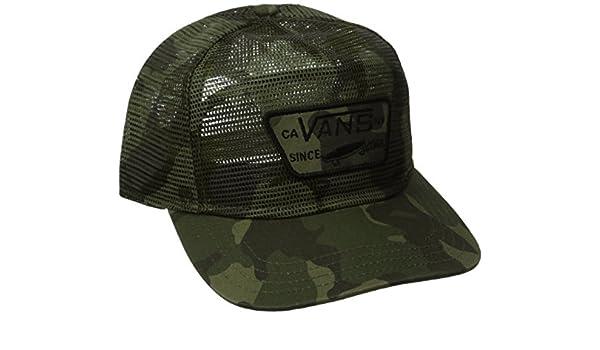 46451f8459d Cap Men Vans Thurloe Snapback Cap  Amazon.co.uk  Clothing