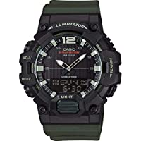 CASIO ANALOG-DIGITAL COMBINATION WATCH HDC-700-3AV