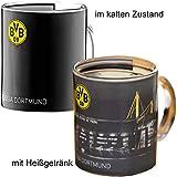 BVB 09 Borussia Dortmund Zauberglas Signal Iduna Park 0,3 l Tasse Becher 14702000
