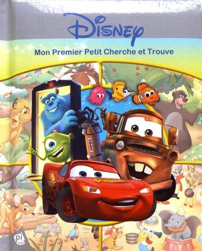 Disney : Mon premier petit cherche et trouve