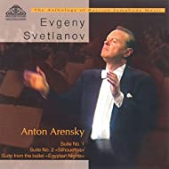 Anton Arensky: Suite Nos. 1 & 2 and Suite from the Ballet Egyptian Nights