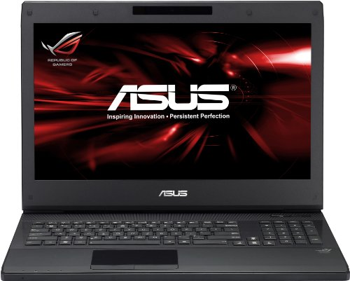 Asus G74SX-TZ293V 43,9 cm (17,3 Zoll) Laptop (Intel Core i5 2430M, 2,4GHz, 8GB RAM, 750GB HDD, 160GB SSD, NVIDIA GTX 560M, DVD, Win 7 HP)