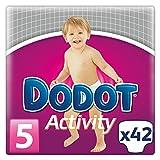Dodot Activity - Pañales para bebé, talla 5 - 42 pañales
