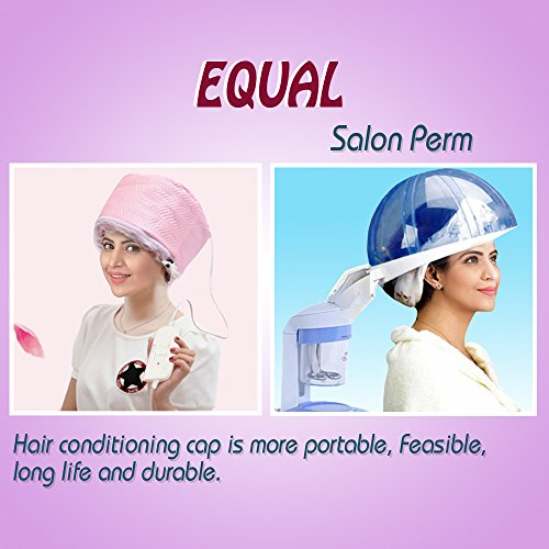 Hair beauty Nourishing steamer Thermal Treatment Cap  available at amazon for Rs.499