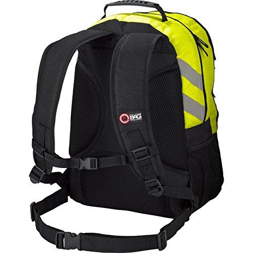 Imagen de qbag –  para moto, grande, para hombre y mujer, color amarillo fluorescente alternativa