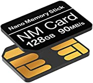 Enhanced Version NM Card 128GB 90MB/S Nano Memory Card Nano Card only Suitable for Huawei P30/P30pro/P40 serie