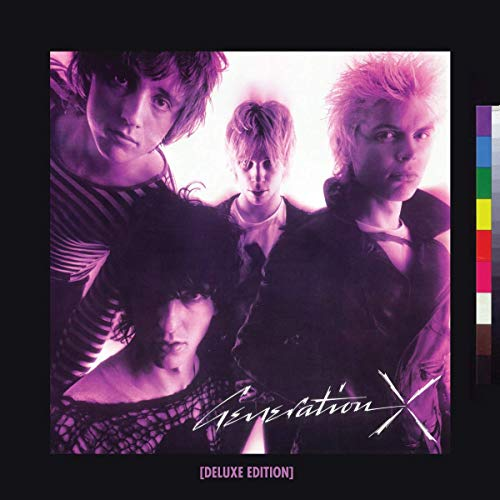 Generation X (Deluxe Edition) [VINYL] for sale  Delivered anywhere in Ireland