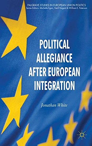 Political Allegiance After European Integration (Palgrave Studies in European Union Politics)
