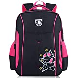 Schulrucksack Mädchen, Fanspack Schultasche für Teenager Schulranzen mädchen Kinder Jugendliche Schüler Outdoor Freizeit Schulranzen