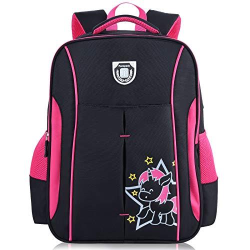 Schulrucksack Mädchen, Fanspack Schultasche für Teenager Schulranzen...