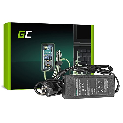 Green Cell Caricabatterie per Laptop Samsung R509 R510 R520 R522 R525 R530 R540 R560 R580 R610 R620 R700 R710 R720 R780 R590 Portatile
