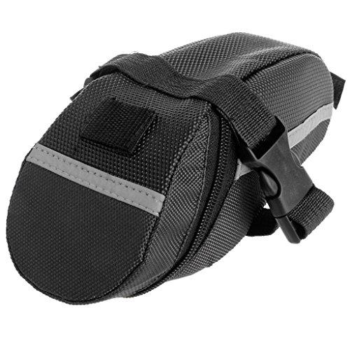 Celan Fahrrad-Satteltasche, wasserdicht, für den Rücksitz, Aufbewahrungstasche für den Außenbereich (Bag Rack Radfahren)