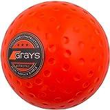 Greys AstroTec, Palla Hockey Erba Nivel Medio, Arancione, L