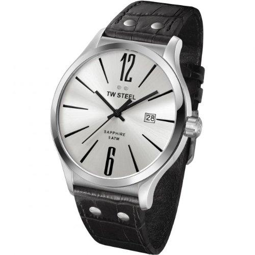Para hombre TW STEEL Slim Line 45mm Reloj TW1301
